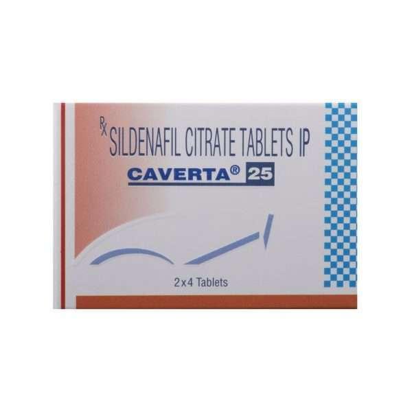 caverta tablet sildenafil 25mg 2