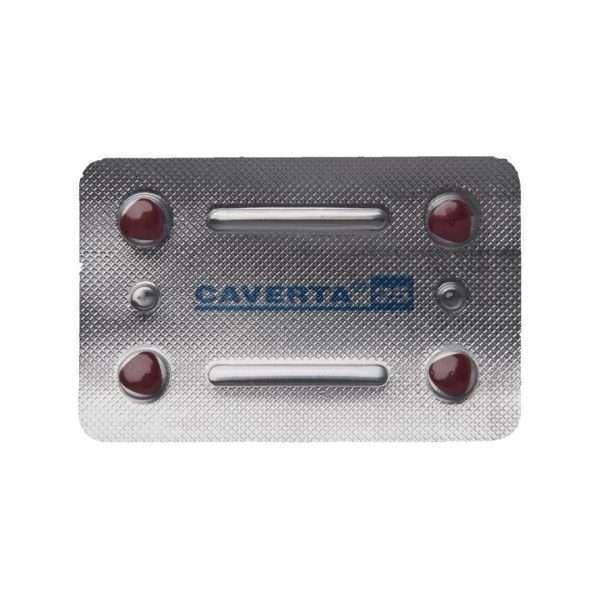 caverta tablet sildenafil 25mg 4