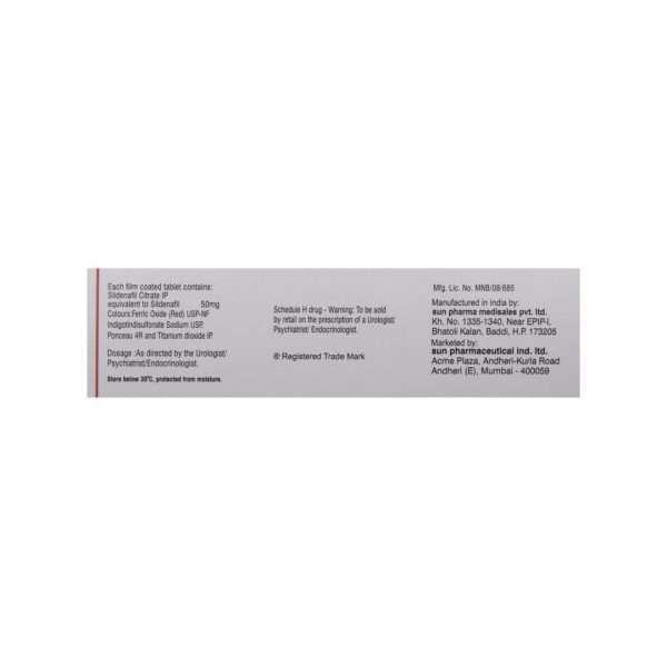 caverta tablet sildenafil 50mg 3