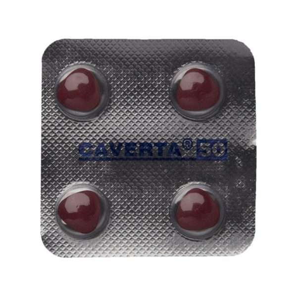 caverta tablet sildenafil 50mg 4
