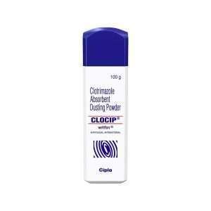 clocip dusting powder clotrimazole 1 1