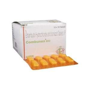 combunex tablet ethambutol 1