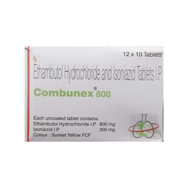 combunex tablet ethambutol 3