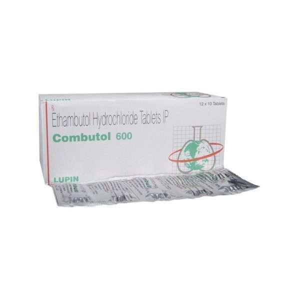combutol tablet ethambutol 600mg 1
