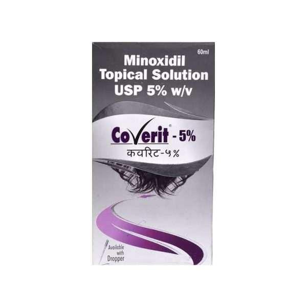 coverit solution minoxidil 5 1