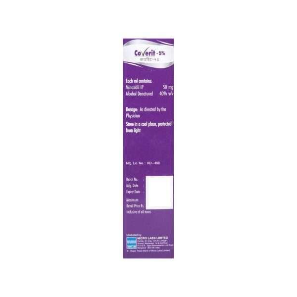 coverit solution minoxidil 5 2