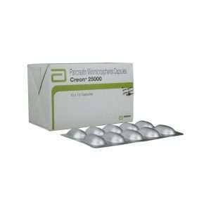 creon capsule pancreatin 300mg 1
