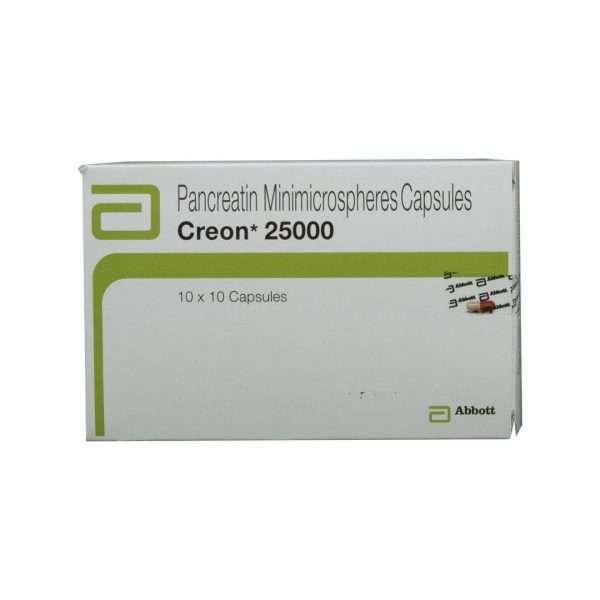 creon capsule pancreatin 300mg 2
