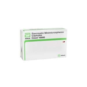 creon capsule pancreatin 400mg 1