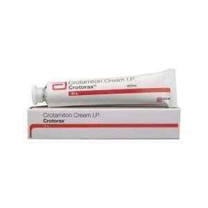 crotorax cream crotamiton 10 1