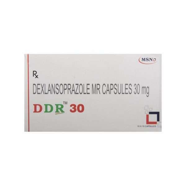 ddr capsule dexlansoprazole 30mg 2