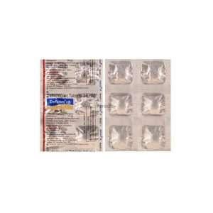defcort tablet deflazacort 18mg 1