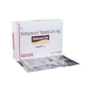 defcort tablet deflazacort 24mg 1
