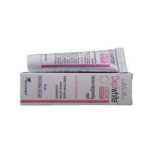 depiwhite cream hydroquinone