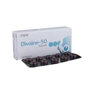 divaine tablet minocycline 50mg 1