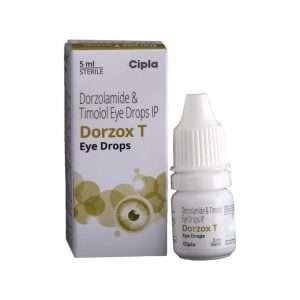 dorzox eye drops dorzolamide 1