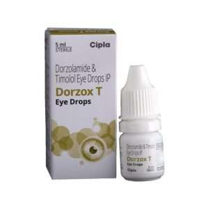dorzox t eye drops dorzolamide 1
