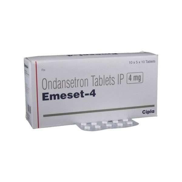 emeset tablet ondansetron 4mg 1