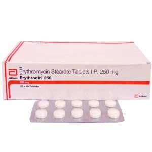 erythrocin tablet erythromycin 250mg 1