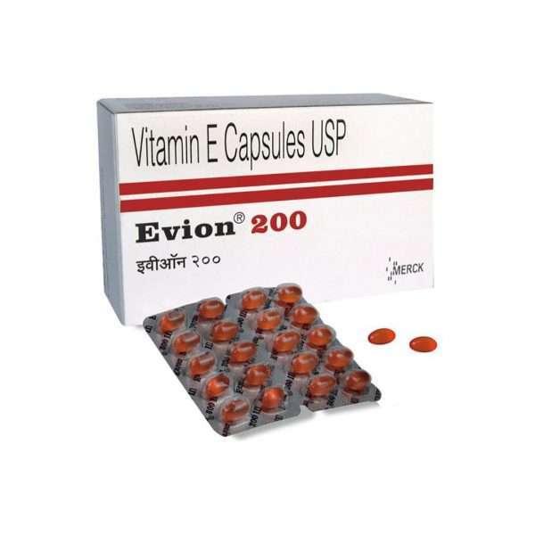 evion capsule vitamin e 200mg 1