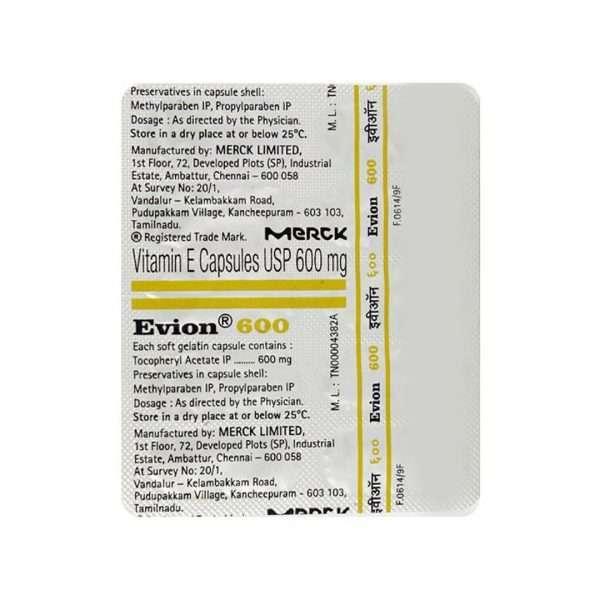 evion capsule vitamin e 600mg 2