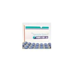 famocid tablet famotidine 20mg 1