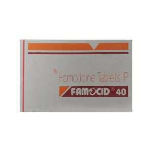 famocid tablet famotidine 40mg 1