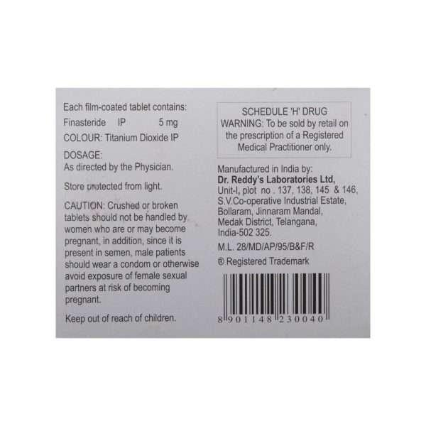 finast tablet finasteride 5mg 3