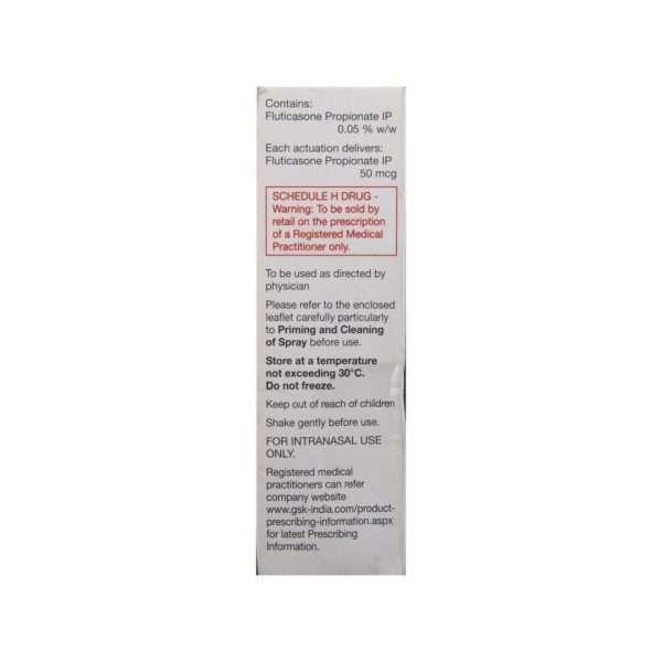 flixonase nasal spray fluticasone propionate 0 05 3