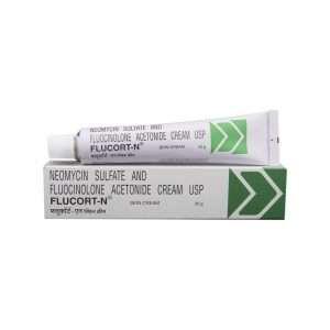 flucort n cream fluocinolone 20g 1