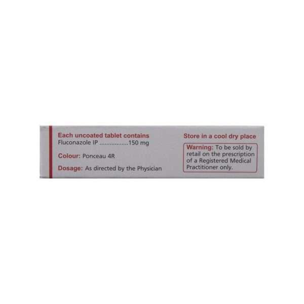 fluka capsule fluconazole 150mg 3