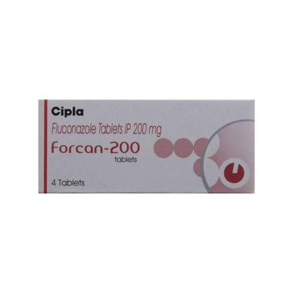 forcan tablet fluconazole 200mg 2