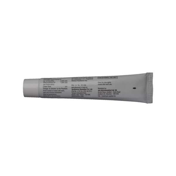 fungicros cream amorolfine 8