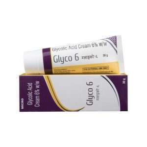 glyco cream glycolic acid 6 1