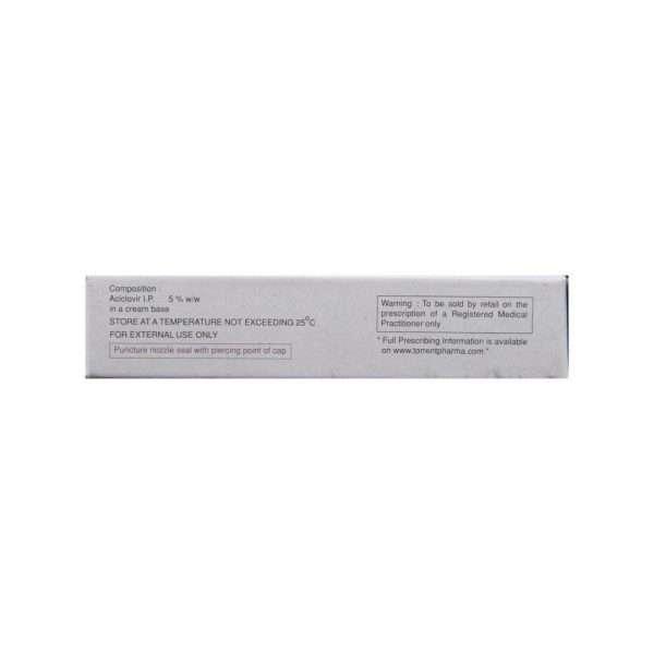 herpex cream acyclovir 5 2