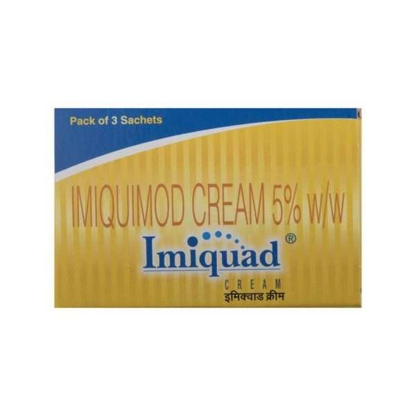 imiquad sachet imiquimod 12 5mg 1