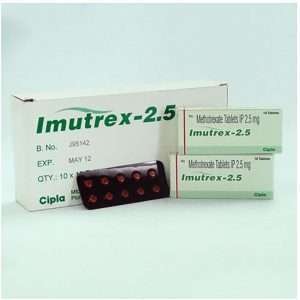 imutrex tablet methotrexate 2 5mg 1