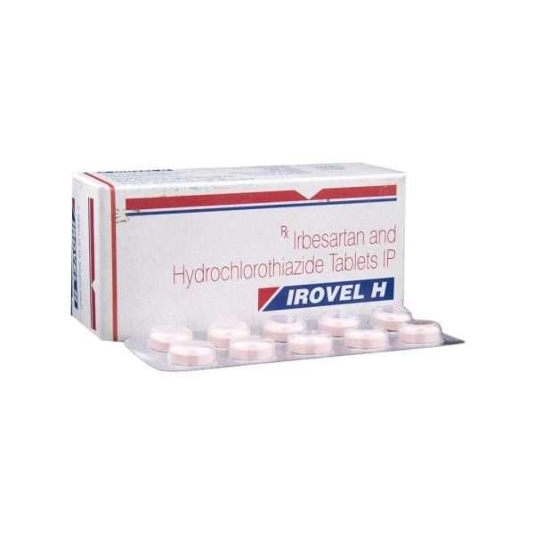 irovel h tablet irbesartan 1