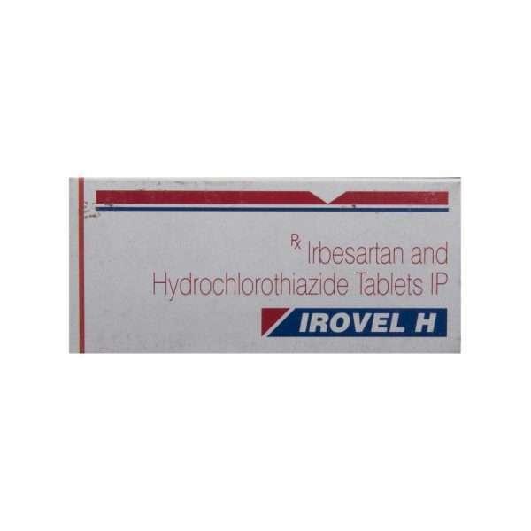 irovel h tablet irbesartan 2