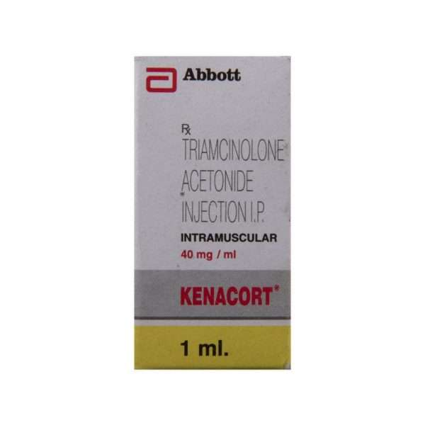 kemacort injection triamcinolone 40mg 2