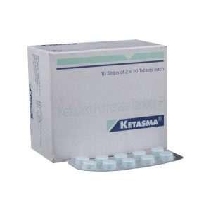 ketasma tablet ketotifen 1mg 1