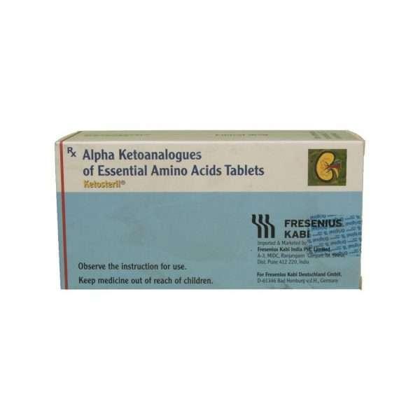 ketosteril tablet amino acids 1