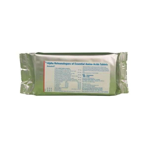 ketosteril tablet amino acids 2