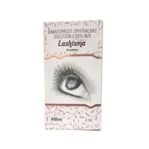 lashisma solution bimatoprost 0 03 1