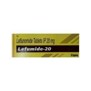 lefumide tablet leflunomide 20mg 1