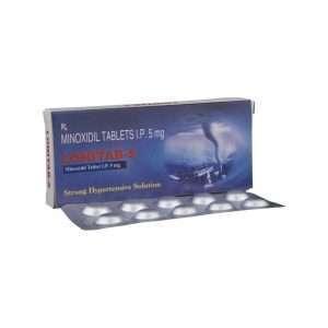 lonitab tablet minoxidil 5mg 1