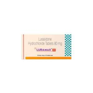 luramax tablet lurasidone 80mg 1