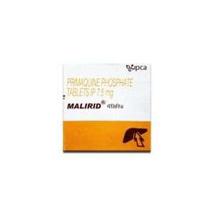 malirid tablet primaquine 7 5mg 1