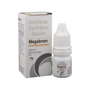 megabrom eye drops bromfenac 0 09 1