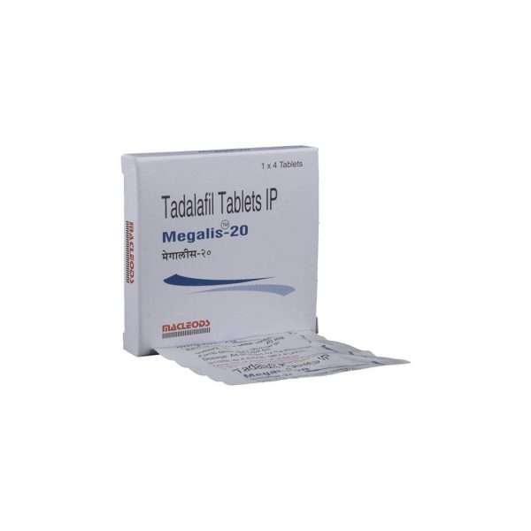 megalis tablet tadalafil 20mg 1